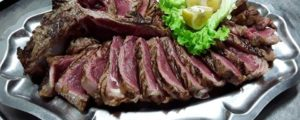 Chianina steak